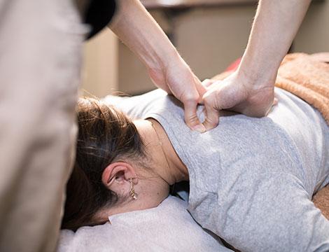 1 o 3 massaggi Shiatsu