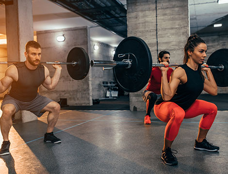 Lezioni di CrossFit Sala Pesi per 1 persona