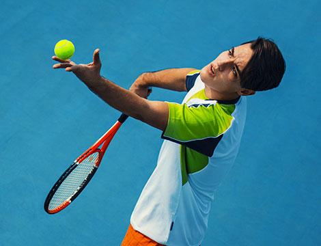10 Lezioni di tennis