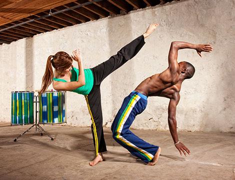 10 o 20 lezioni di capoeira