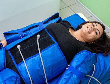 10 pressoterapie e elletroterapia
