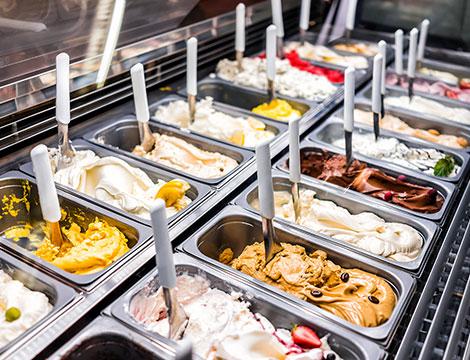 1 kg di gelato gourmet o 16 praline a scelta