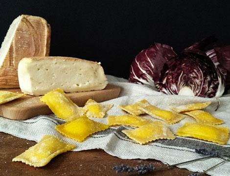 2 kg di pasta fresca