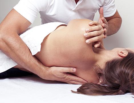 2 sedute di fisioterapia