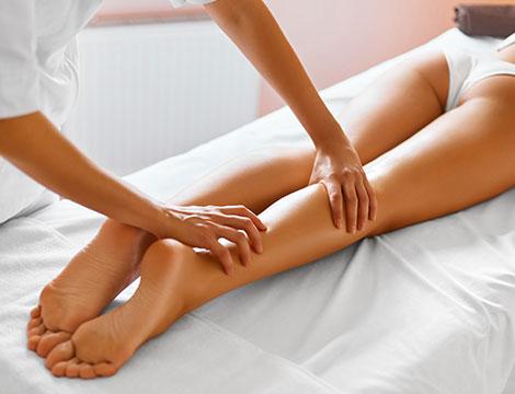 Sedute Snellenti con massaggio drenante snellente