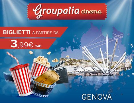 Cinema Genova: biglietti in offerta per tutti i film da 3,99 cad ...