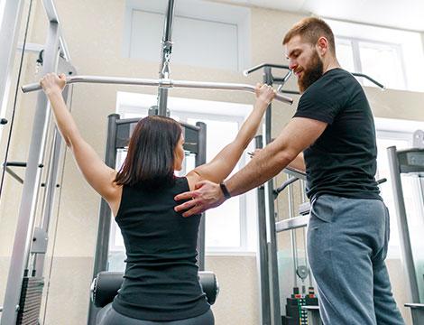 lezioni individuali con personal training