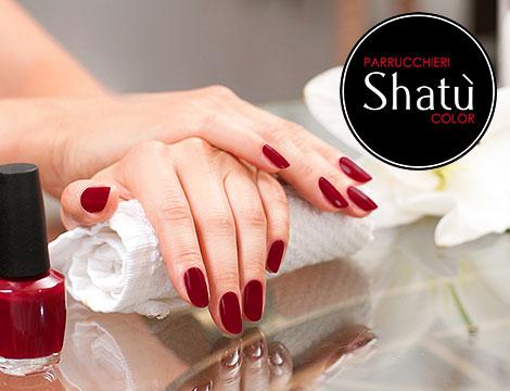manicure con smalto semipermanente_N