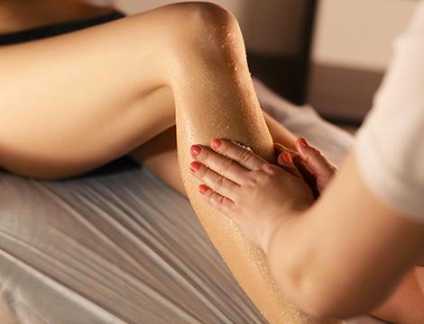 Massaggi arti inferiori_N