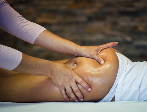 3 massaggi anticellulite