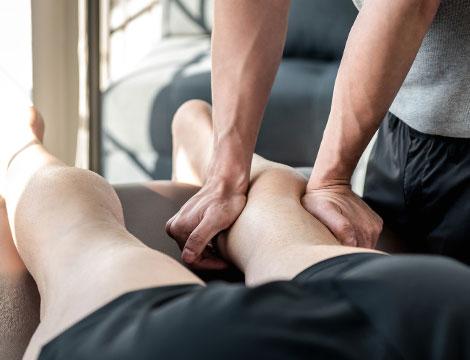 3 massaggi fisioterapici in centro