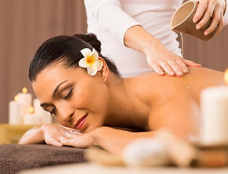3 massaggi olistici drenanti da 60 minuti Latina