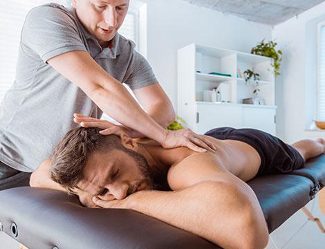 3 sedute di massaggio sportivo