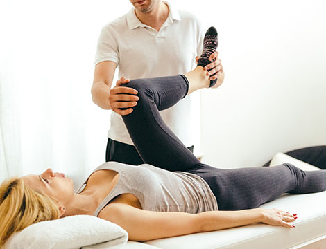 Massaggi sportivi
