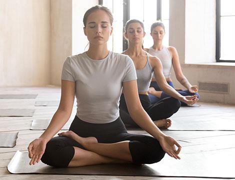 3 mesi di lezioni di yoga
