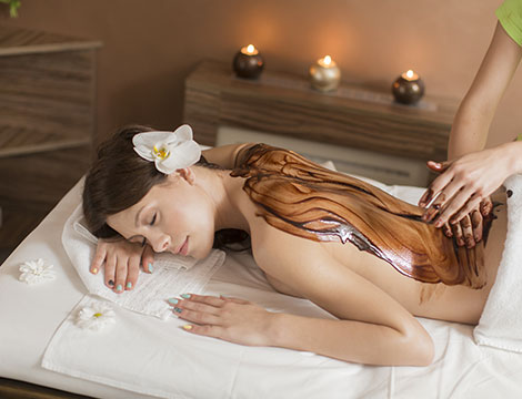 3 o 5 massaggi completi al cioccolato o agli oli essenziali