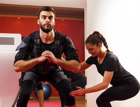 3 sedute di allenamento EMS Giambellino