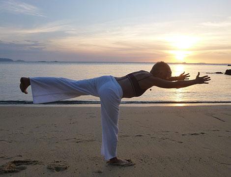 4 o 8 lezioni di Yoga