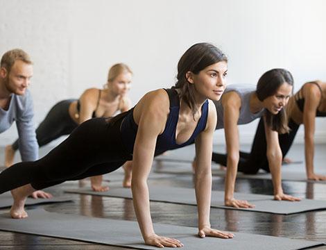 5 lezioni Pilates Reformer, Chair o Tower in gruppo da 4 persone