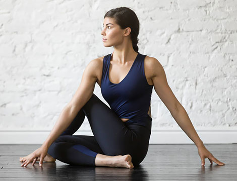 ginnastica posturale o pilates