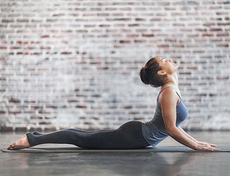 5 lezioni di yoga Vinyasa e Ashtanga 2 sedi