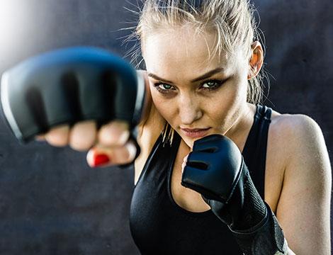 5 lezioni o 1 mese di difesa personale