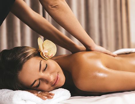 5 massaggi a scelta della durata di 25 minuti