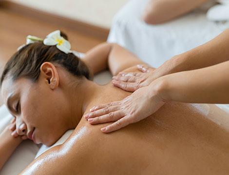 5 massaggi corpo a scelta