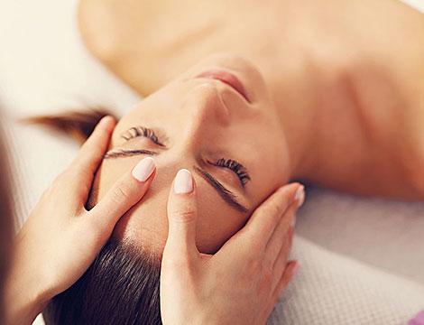 5 massaggi viso