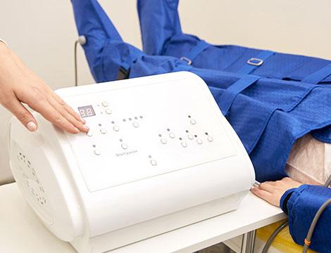5 sedute di pressoterapia total body con infrarosso