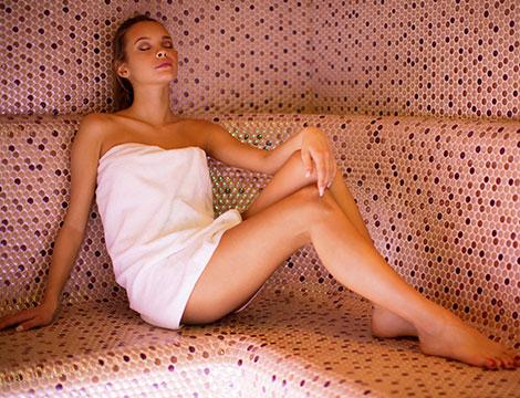 5 sedute di pressoterapia più bagno turco e massaggio