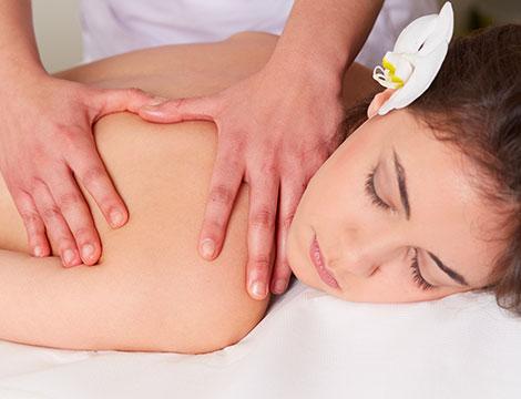5 sedute di massaggio decontratturante
