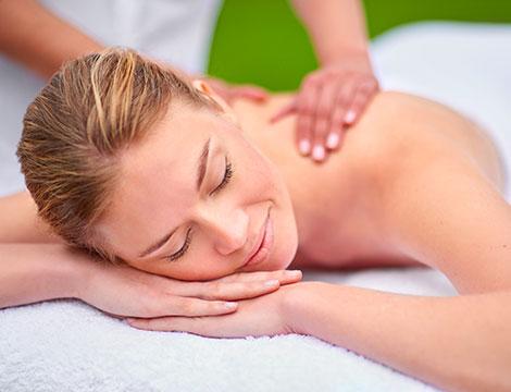 5 sedute di massaggio rilassante