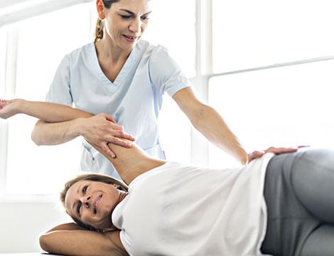 5 trattamenti fisioterapici