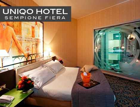 6 ore di coccole Uniqo Motel x2