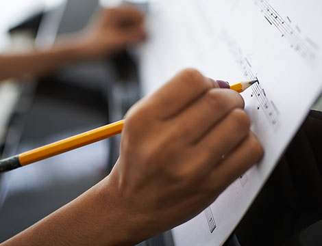 8 lezioni di musica a scelta da Musicity
