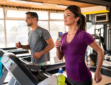 Abbonamento illimitato area fitness