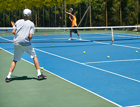 Affitto campo da tennis o padel