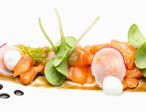 Agora Restaurant & Bar menu pesce x2