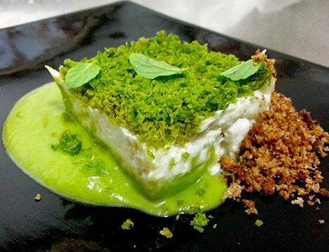 Agora restaurant & Bar Menu vegano