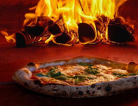 Menu pizza alla carta con birra_N