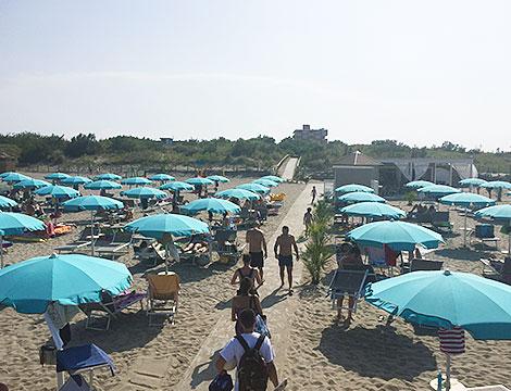 Ingresso Albachiara Beach_N