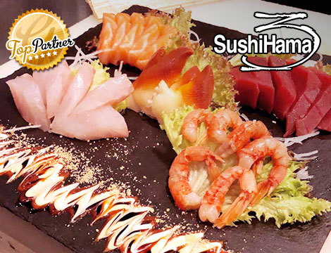 All you can eat Sushi Hama 3_N
