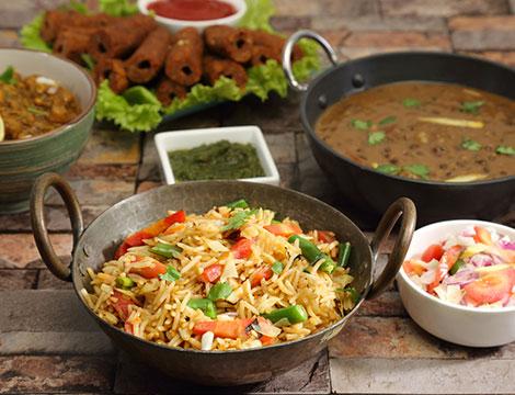 Ayc indiano vegetariano e vegano
