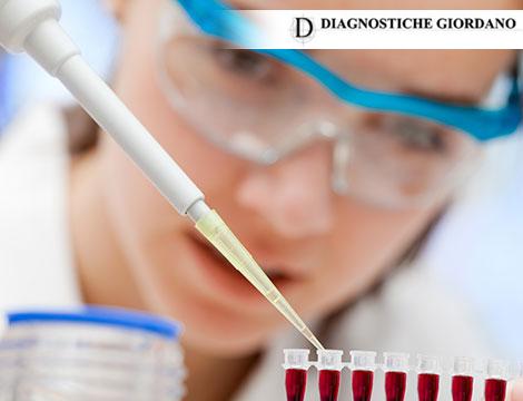 Analisi del sangue a scelta