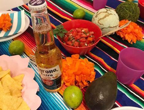 Aperitivo tipico Sapori dal Messico_N