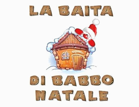Baita di Babbo Natele e Circo Orfei a Montecatini