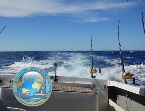 Battuta di pesca sportiva Fiumicino