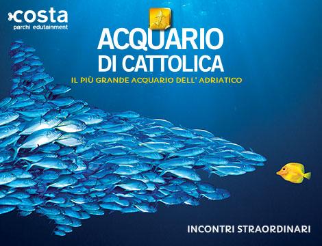 Biglietti Acquario di Cattolica