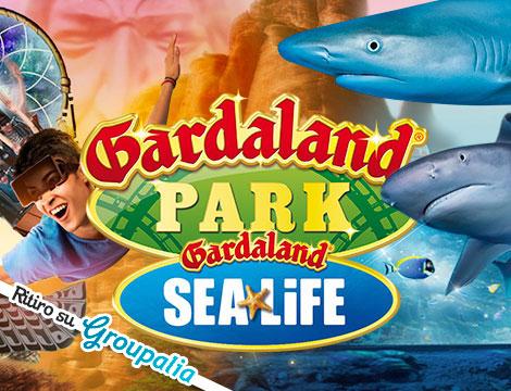 Gardaland Park E Sea life _N